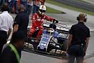 Vettel et Stroll se rejettent la responsabilité de l'accrochage