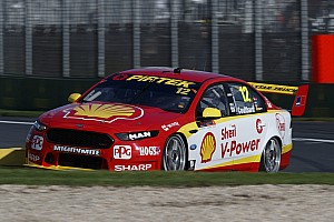 Supercars Race report Albert Park Supercars: Coulthard romps to Penske's second win