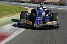 F1 VIDEO: el Sauber C36 en acción