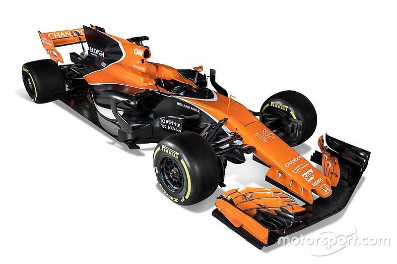 Analisi tecnica: la McLaren MCL32 si poggia sui... piloni