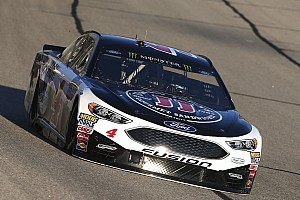 NASCAR Cup Qualifyingbericht NASCAR in Atlanta: Kevin Harvick auf der Pole-Position