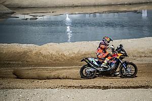 Cross-Country Rally Reporte de la carrera Sunderland y Al-Qassimi reinan en el Abu Dhabi Desert Challenge
