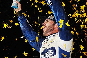 NASCAR Cup Special feature Top Stories of 2016, #9: Jimmie Johnson's historic seventh championship