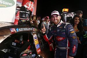 NASCAR Cup Отчет о гонке Остин Диллон одержал первую победу в NASCAR Cup
