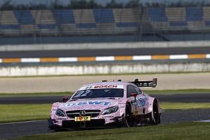 DTM Reporte de la carrera Lucas Auer gana su tercera carrera del DTM
