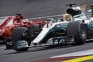【F1】ハミルトンのギヤボックス損傷。ベッテル追突は無関係