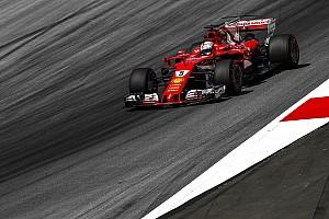 F1 Noticias de última hora Vettel ve complicada la lucha con Mercedes en Austria