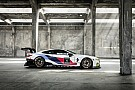 WEC BMW says M8 GTE development is