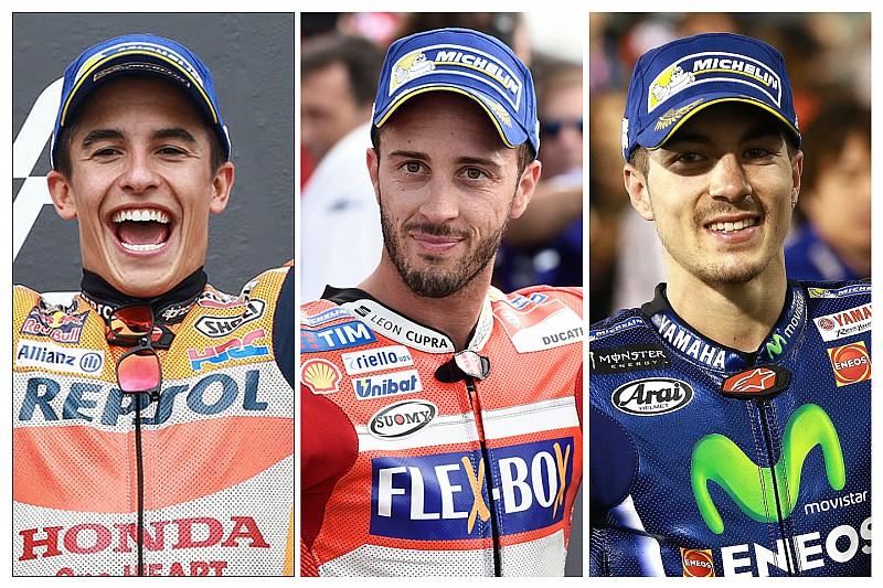 La lutte pour le titre se resserre autour de trois pilotes