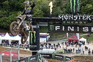 Mondiale Cross MxGP Qualifiche Prima pole position in MXGP per Max Anstie in Francia