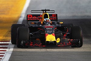 Formel 1 Trainingsbericht Formel 1 Singapur 2017: Geheimfavorit Red Bull setzt Bestzeit