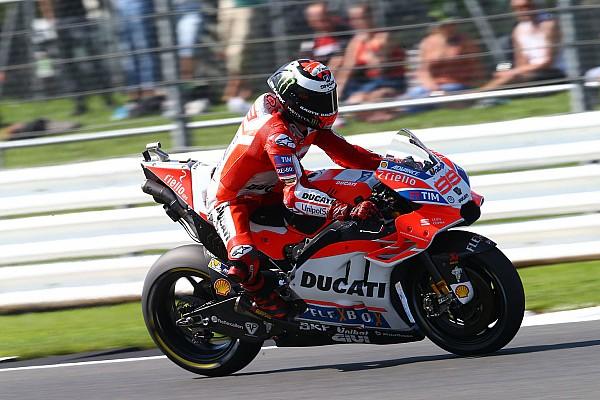 MotoGP Lorenzo: Ez volt az eddigi legjobb versenyem a Ducatival