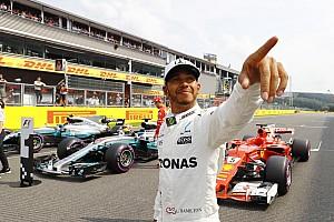 Fórmula 1 Crónica de Clasificación Hamilton logra su pole número 68 igualando a Schumacher