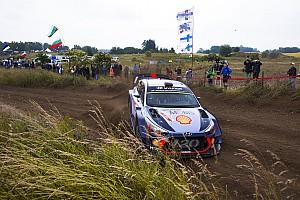 WRC Отчет о тренировке Невилль стал быстрейшим на шейкдауне Ралли Польша