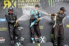 FIA Ralikrossz Eb Második lett Svédországban Szabó Krisztián