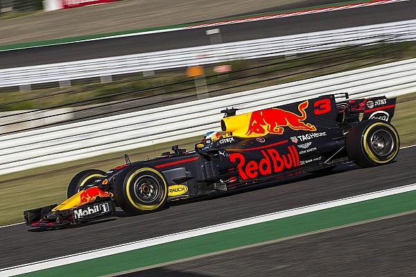 Formula 1 Breaking news Red Bull brings 2018 car development forward