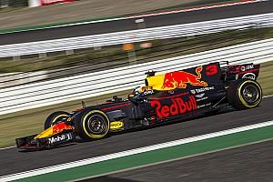 Red Bull avance le développement de sa F1 pour 2018