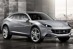 Automotivo Últimas notícias Ferrari confirma que fará SUV