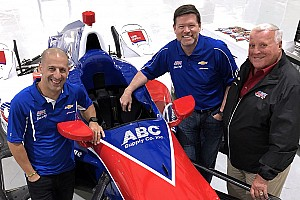 IndyCar Noticias de última hora Kanaan correrá con AJ Foyt Racing en 2018