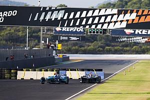 Formel E News Formel-E-Test in Valencia: