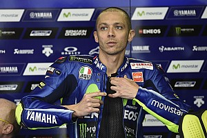 Valentino Rossi sufre un accidente haciendo motocross y es duda para Mugello
