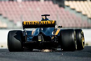 Формула 1 Топ список Галерея: перша половина сезону Ф1 2017 року - Renault
