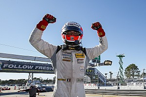PWC Race report Virginia PWC: Indy Lights ace Jamin doubles up in GTS