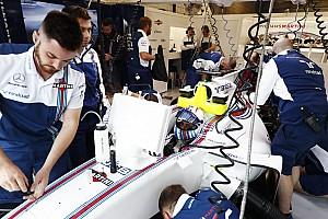 F1 Noticias de última hora Massa tuvo que cambiar el chasis de su Williams