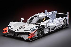 Acura divulga imagens do carro para temporada 2018 da IMSA