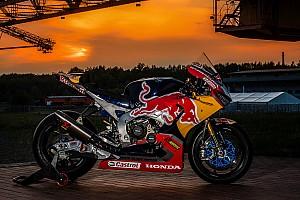 WSBK Noticias de última hora Takahashi, con la Honda oficial del WorldSBK en Portimão y Jerez