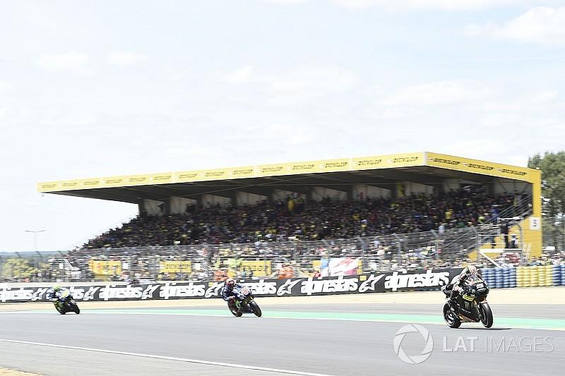 Déjà quatre tribunes au complet pour le Grand Prix de France