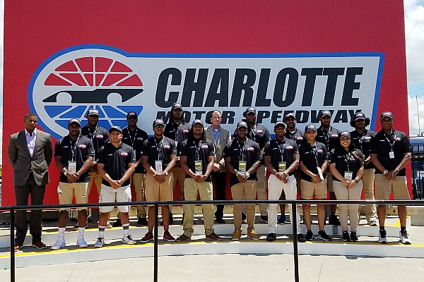 NASCAR Cup Breaking news NASCAR to host college athletes in diversity combine in Concord, N.C.