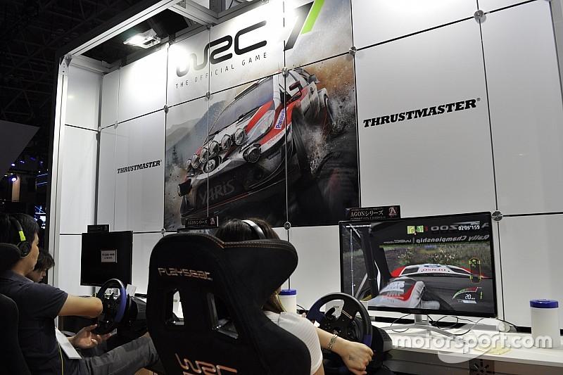 ヤリスWRCを一足先にドライブ。『WRC 7』が東京ゲームショウに出展