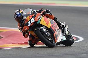 Moto2 Relato de classificação Oliveira crava segunda pole do ano em fim confuso