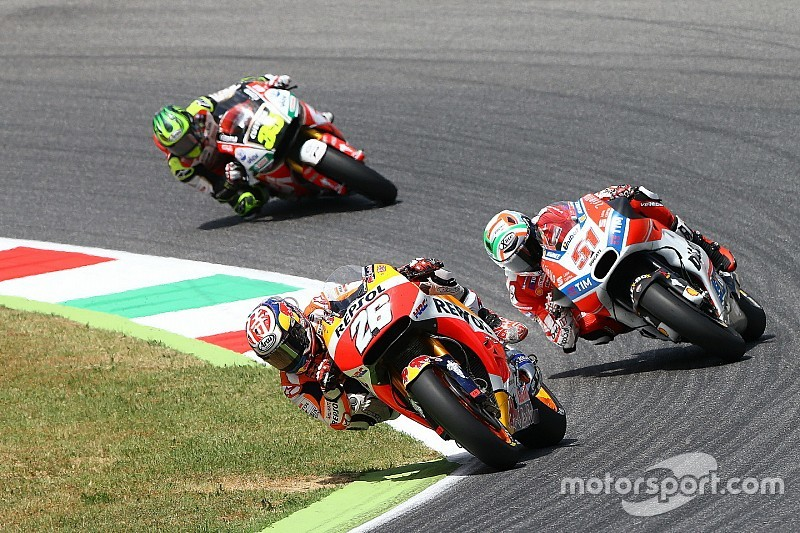 """Crutchlow fed up of Pedrosa's """"ruthless moves"""" after crash"""