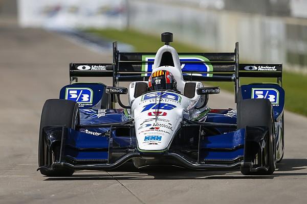 IndyCar RLLR, Sonoma için Claman De Melo'yu açıkladı