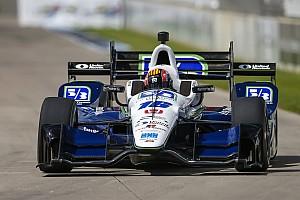IndyCar Новость Де Мело дебютирует в IndyCar на этапе в Сономе