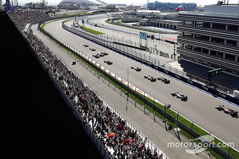A la F1 le sobran propuestas para nuevas carreras, dice Carey