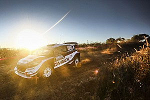 WRC Leg звіт Ралі Аргентина: магічний перший день