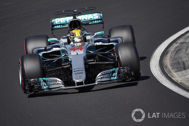 """Hamilton: """"Espero no perder el campeonato por esos tres puntos"""""""