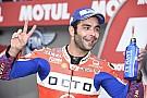 MotoGP La récompense est toujours plus proche pour Danilo Petrucci
