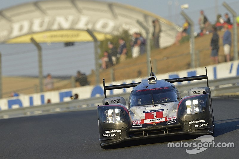 Porsche залишить чемпіонат WEC наприкінці 2017 року