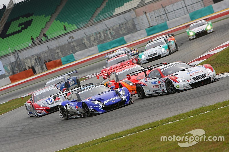 Super GT to hold first night race in Malaysia in 2020