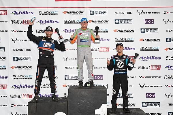 Formula Drift Formula DRIFT Round 6: Throwdown Results