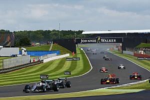 British GP confirms four-day 2017 schedule