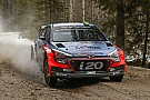 Sweden WRC: Another stage cancelled, six remaining