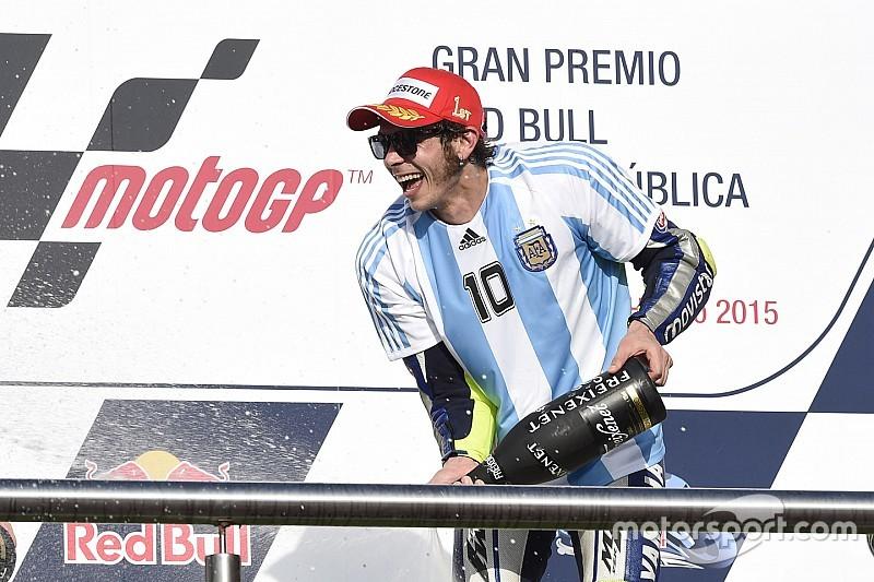 Россі 40 років: 10 найкращих гонок Доктора у чемпіонаті світу з мотоперегонів