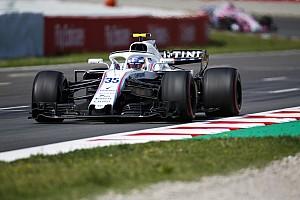 Forma-1 Motorsport.com hírek Szirotkin: túlélés az FW41-ben, és fájdalom ott, amiről inkább nem beszél