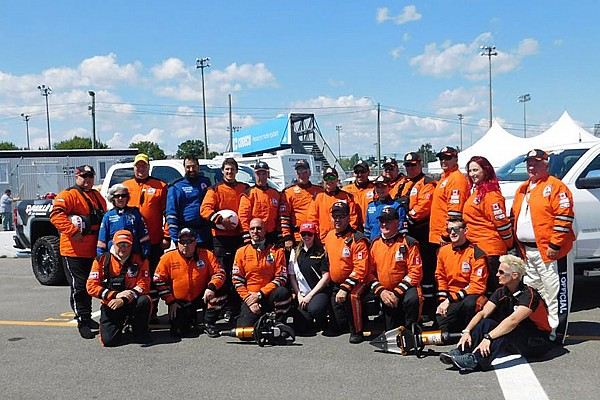 Stock car Special feature How medical professionals work to make racing safer in Canada