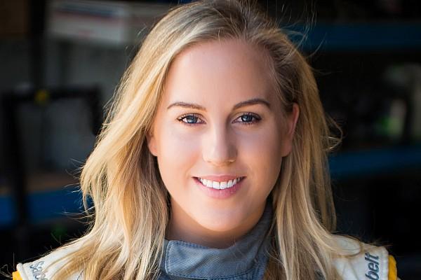 Touring Breaking news Female driver joins Australian Toyota series